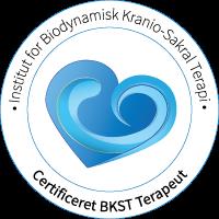 Certificeret BKST Terapeut hos Instituttet for Biodynamisk Kranio-Sakral Terapi